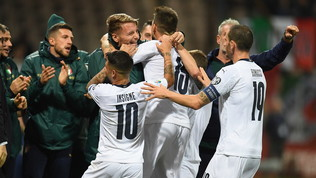 Italia da 10 e lode, sarà testa di serie all'Europeo