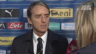 "Mancini: ""Importante essere testa di serie"""