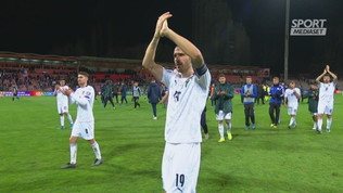 Bosnia-Italia 0-3: highlights