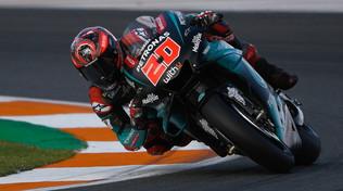 Quartararo prenota la pole, Rossi e le Ducati direttamente al Q2