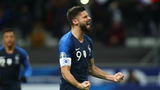 Francia, vietato perdere in Albania: il match in diretta su 20 e sito