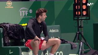 Piqué, tennis indigesto: perde 30mila euro e la coppa del Mondo 2010
