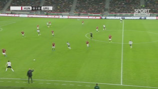 "Ungheria-Uruguay 1-2: highlights"""