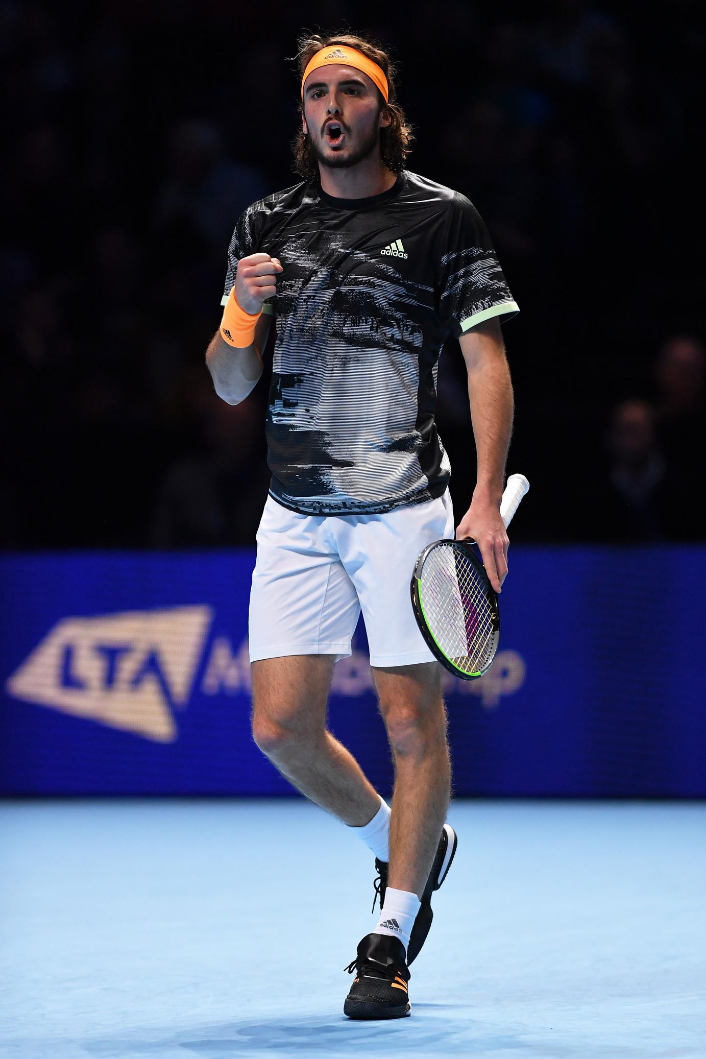 Il primo finalista delleAtp Finals2019 di Londra èStefanos Tsitsipas,che alla sua prima partecipazione al torneo arriva...