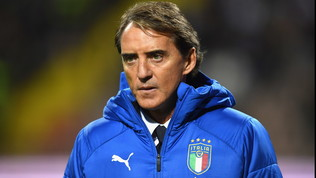 """Mancini: """"Non penso a nuovi innesti, giugno è vicino"""""""