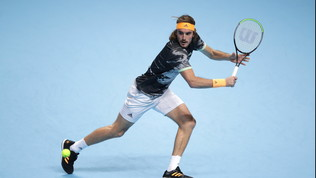 Atp Finals: Tsitsipas in finale