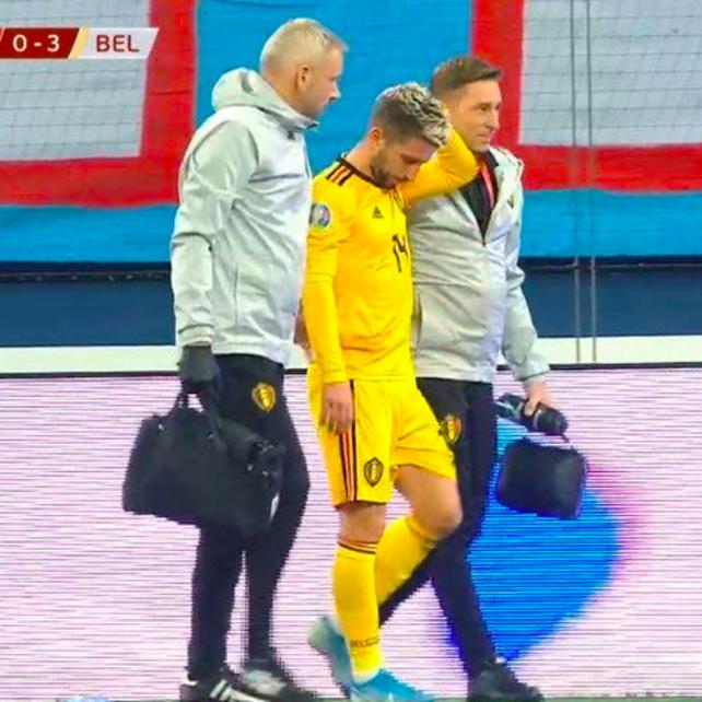 """Mertens rassicura il Napoli: """"Pronto per giocare"""". E anche De Vrij non preoccupa l'Inter"""