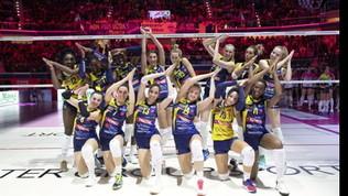 Conegliano travolge Novara: le Pantere si prendono la Supercoppa