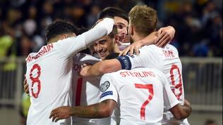 La Rep Ceca ko in Bulgaria, Inghilterra macchina da gol Le altre LIVE