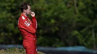 Vettel attacca: