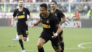 Inter, Sanchezrecupera bene: ecco quando torna
