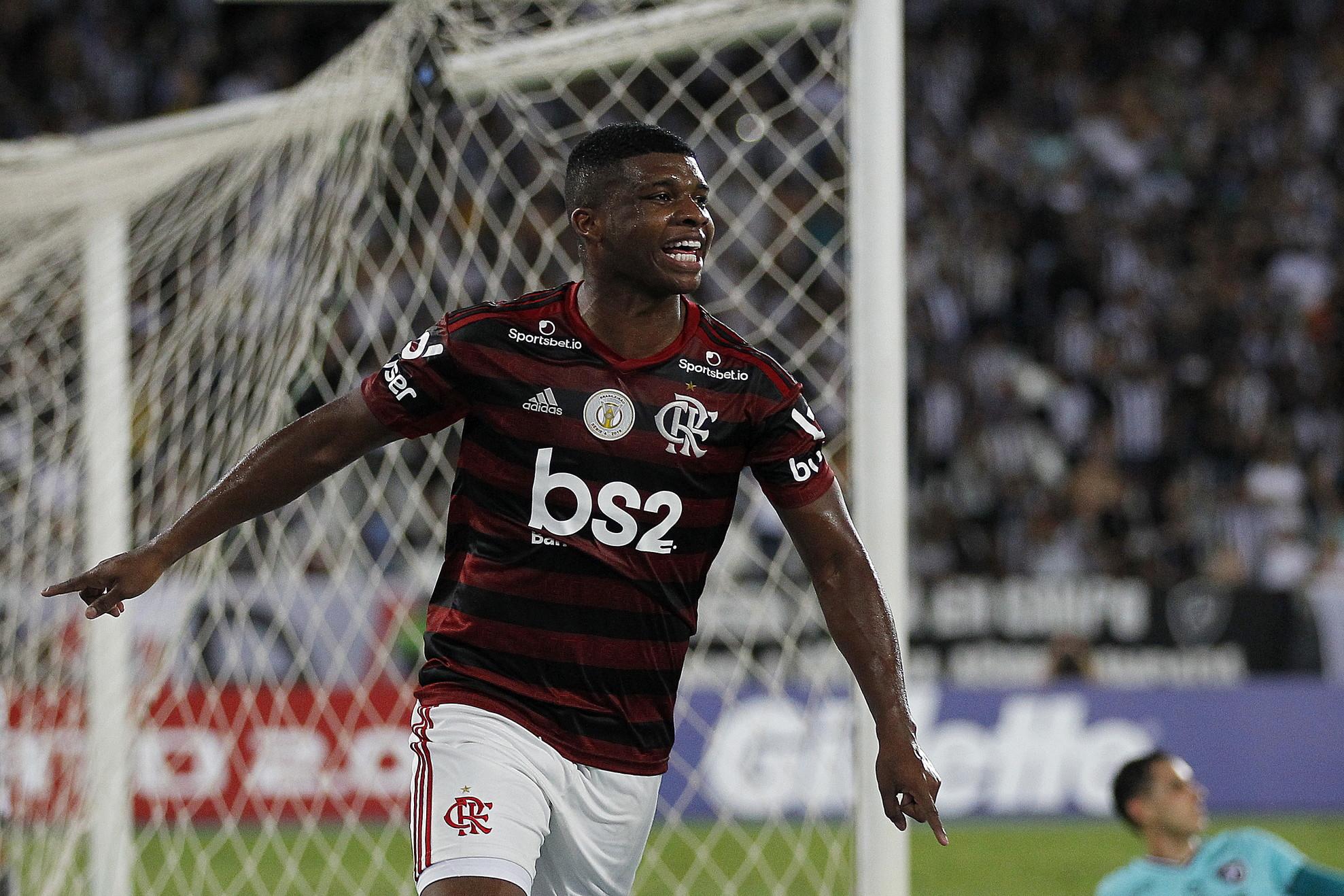 Lincoln (Flamengo): classe 2000, sulle orme di Vinicius JR, può occupare tutte le posizioni d'attacco
