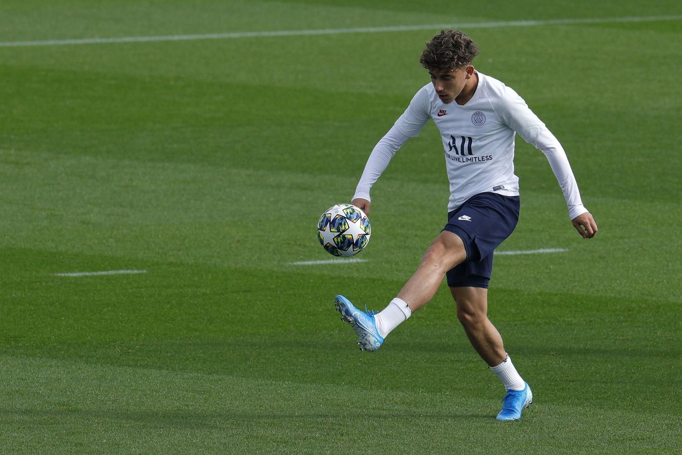 Adil Aouchiche (Psg): centrocampista con vizio del gol, ha già esordito in Ligue 1 contro il Metz