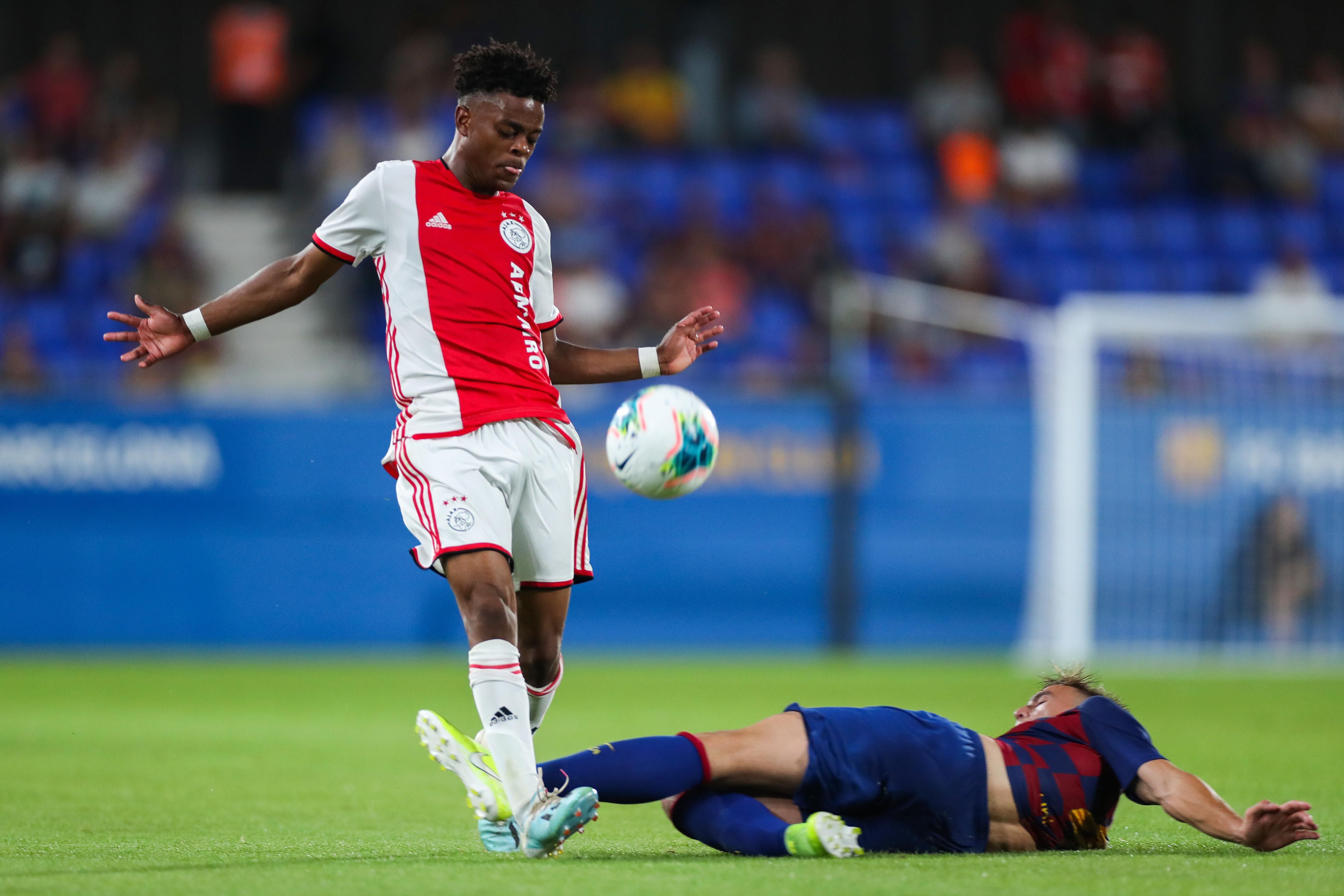 Sontje Hansen (Ajax): attaccante 17enne, non ha ancora debuttato in prima squadra. Ma, si sa, con i lancieri è solo questione di tempo...