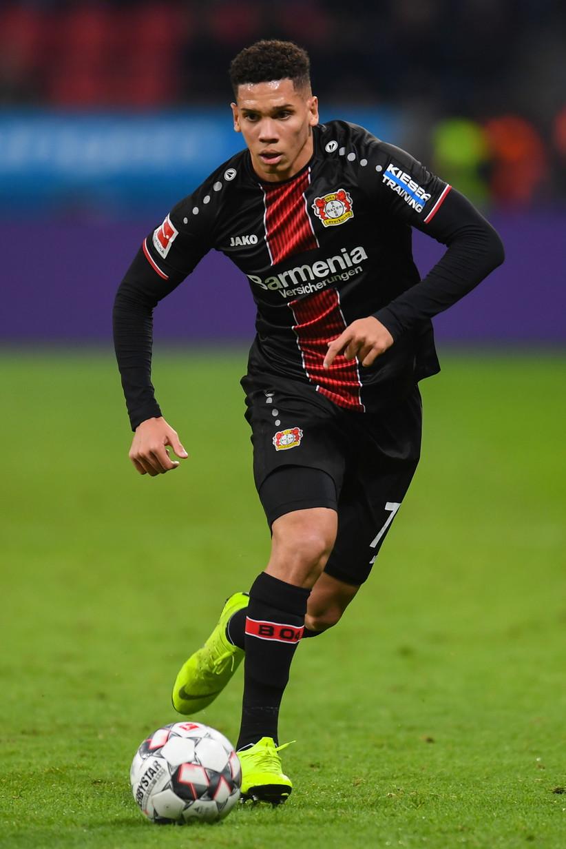 Paulinho (Bayer Leverkusen): ha già debuttato in Champions League ed è già seguito anche dalla nazionale brasiliana: ha caratteristiche simili a Douglas Costa