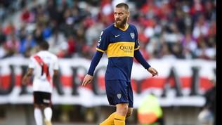 De Rossi resta al Boca: pronto il rinnovo fino al 2021