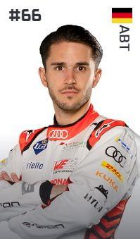 Daniel Abt (Germania - Audi Sport Abt Schaeffler)