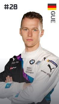 Maximilian Gunther (Germania - BMW Andretti Autosport)