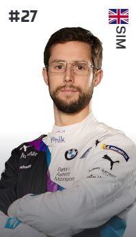 Alexander Sims (Gran Bretagna - BMW Andretti Autosport)