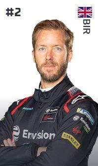 Sam Bird (Gran Bretagna - Envision Virgin Racing)