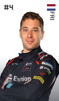 Robin Frijns (Olanda - Envision Virgin Racing)