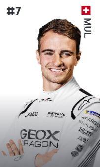 Nico Muller (Svizzera - Geox Dragon)