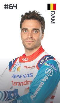 Jerome D'Ambrosio (Belgio - Mahindra Racing)