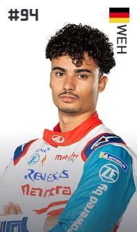 Pascal Wehrlein (Germania - Mahindra Racing)