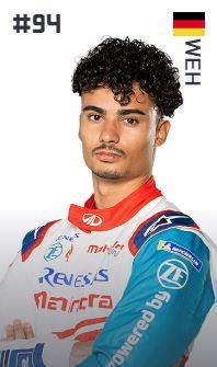 Pascal Wehrlein (Germania - Mahindra Racing)