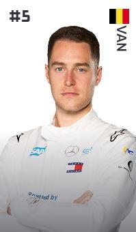 Stoffel Vandoorne (Belgio - Mercedes-Benz EQ)