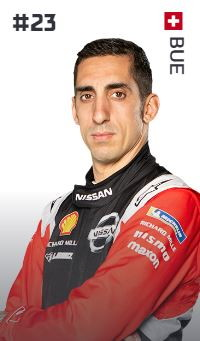 Sebastien Buemi (Svizzera - Nissan e.Dams)