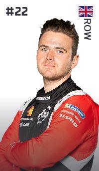Oliver Rowland (Gran Bretagna - Nissan e.Dams)
