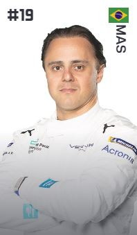 Felipe Massa (Brasile - Venturi Racing)