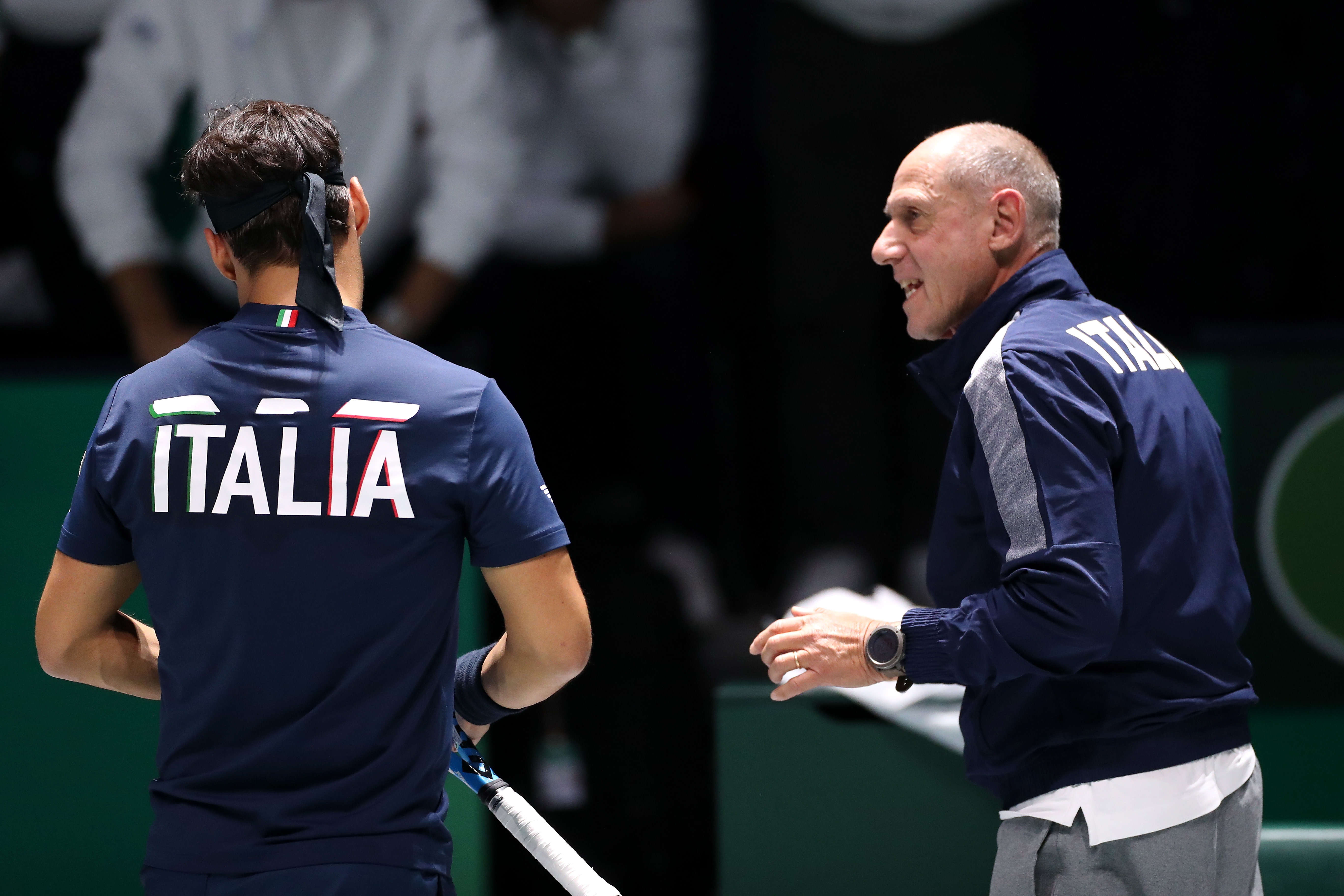 Prima giornata di Coppa Davis negativa per i colori azzurri. Il Canada èin vantaggio per 2-0 sugli azzurri dopo i primi due singolari del...
