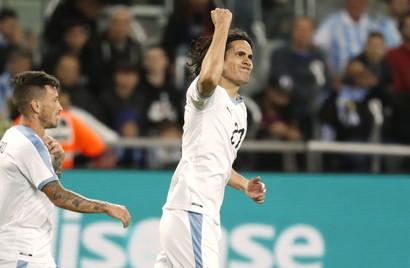 Al Bloomfield Stadium di Tel Aviv (Israele) finisce 2-2 l'amichevole di lusso tra Argentina e Uruguay. Cavani sblocca il Clásico al 34&rs...