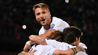 L'Italia ne fa 9 all'Armenia, Mancini chiude il girone con la lode