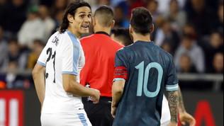 Dybala in ombra, Messi no: gol e spettacolo in Argentina-Uruguay