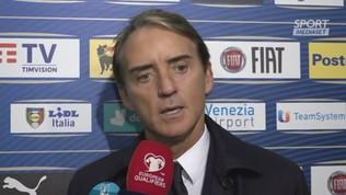 """Mancini """"Grazie Palermo, partita vera"""""""
