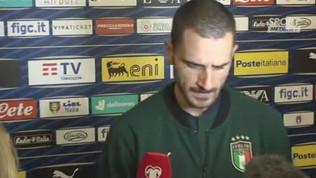 """Bonucci: """"Godiamoci questo grande risultato"""""""