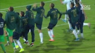 Italia-Armenia 9-1: highlights