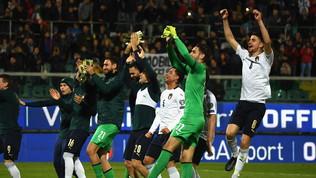 Fortino  Italia:50 gare di qualificazione senza ko in casa