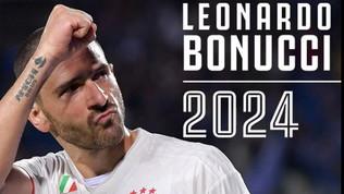 """Bonucci-Juve insieme per laChampions: """"Voglio completare la bacheca"""""""