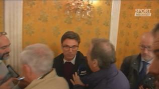 """Montella: """"Ho fiducia in Rizzoli"""""""
