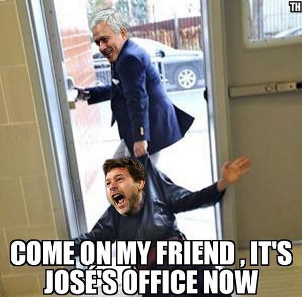 Addio Pochettino, ora l'ufficio è di José
