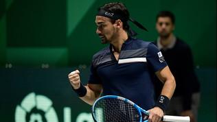 Tennis, Coppa Davis: Italia-Stati Uniti 1-1 in attesa del doppio, azzurri quasi fuori