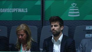 """Fognini: """"Tutto questo è normale?"""". E Piquè attacca Federer"""
