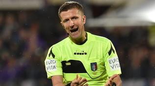 Orsato per Milan-Napoli, Atalanta-Juventus a Rocchi
