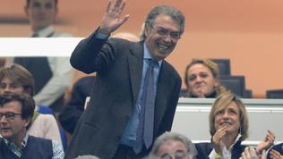 """Moratti, niente Reggina: """"Solo incontri esplorativi"""""""