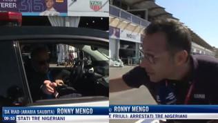 Formula E a Riad: Ronny in pit-lane, arriva il rimprovero del direttore di gara