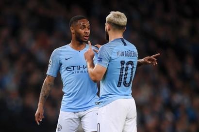 Aguero-Sterling (Man City) - 15 gol